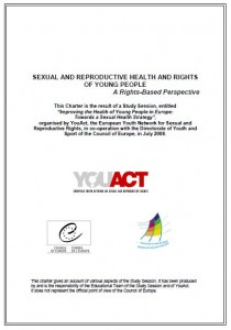 Charter- Sexual and Reproductive Health and Rights of Young People
