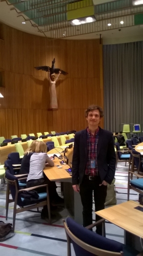 UN Post-2015 Intergovernmental negotiations, March Session