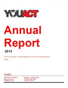 YouAct Annual report 2013 web version