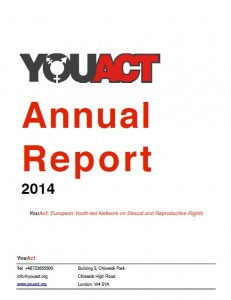 YouAct Annual report 2014