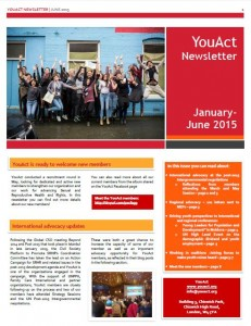 YouAct Newsletter July 2015