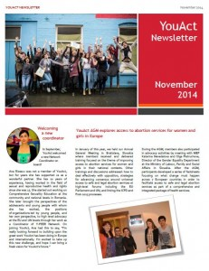 YouAct Newsletter Nov 2014