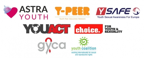 Youth Statement orgs logos