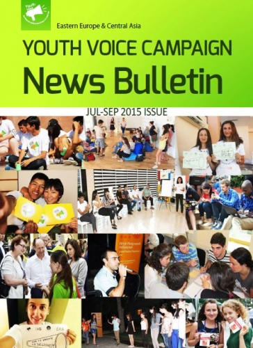 Youth Voice Campaign News Bulletin