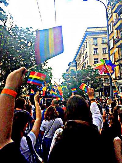 Sofia pride