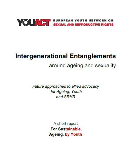 YouAct Report on ageing