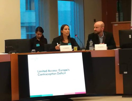 Contraception Atlas White Paper Launch in the European Parliament