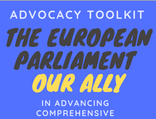 Advocacy Toolkit: The European Parliament our Ally