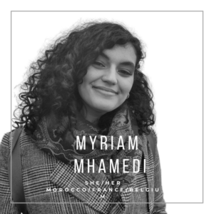 Myriam Mhamedi