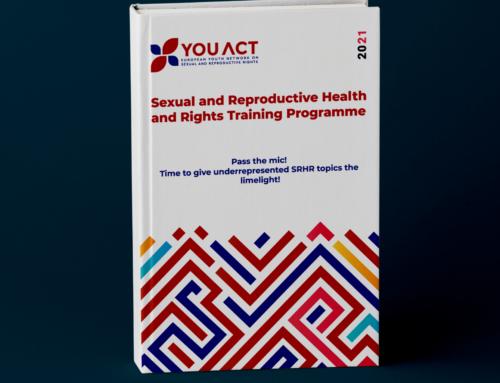 YouAct SRHR Training Programme Brochure